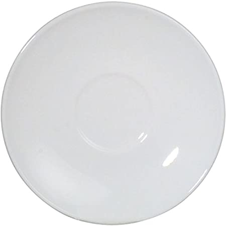 PLATO TAZA CAFE 14 CM RESTAURANT WHITE