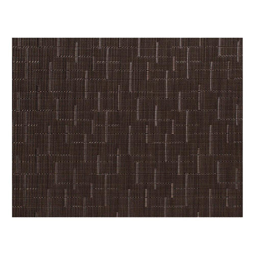 MANTELETA BAMBOO 14X19 CHOCOLATE