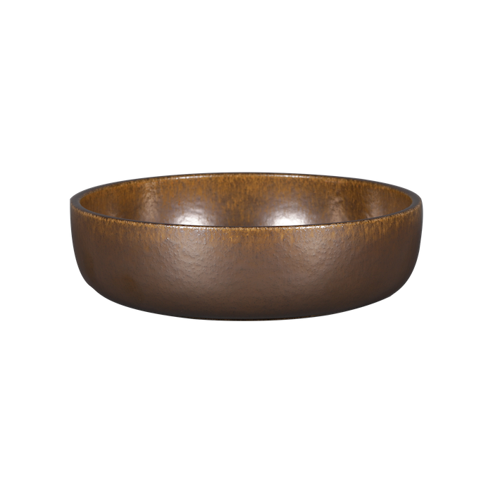 BOWL 13 OZ 12 CM CAFE MATE RUST EASE