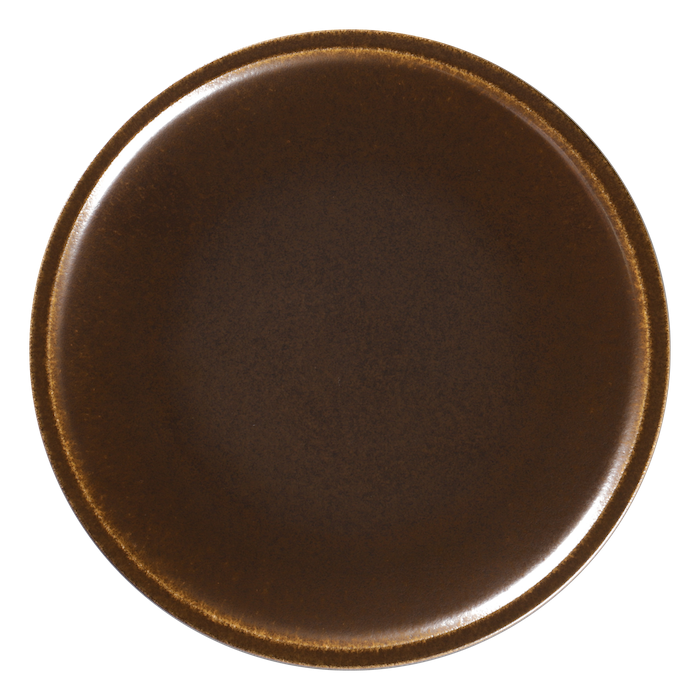 PLATO COUPE 16 CM CAFE MATE RUST EASE