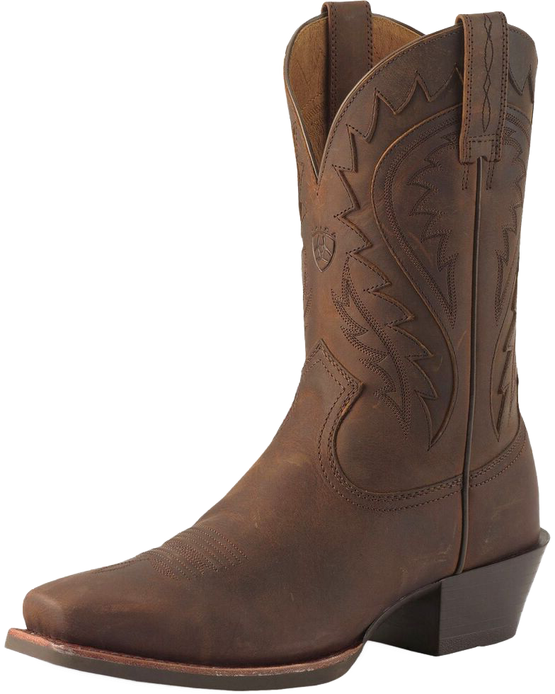 Ariat 10002310 Men's Legend Western Boot Brown Leather