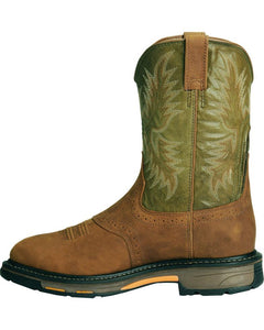 Ariat 10001191 Men's Workhog Composite Toe Work Boot