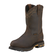 Load image into Gallery viewer, Ariat 10001200 Workhog Composite Toe Brown