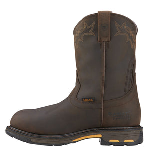 Ariat 10001200 Workhog Composite Toe Brown