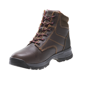 "WOLVERINE #W10180 WOMENS PIPER 6"" WATERPROOF COMPOSITE TOE WORK BOOT"