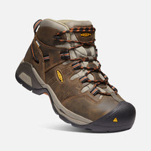Load image into Gallery viewer, Keen #1020039 Men's Detroit Xt Mid Soft Toe Waterproof Black Olive