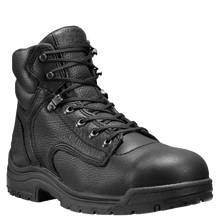 Load image into Gallery viewer, TIMBERLAND #TB026064001  MENS TITAN SAFETY TOE BLACK