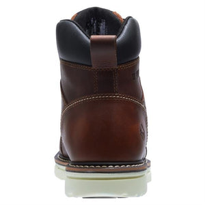 WOLVERINE #W10888 MENS I-90 DURASHOCK WEDE SOFT TOE WORK BOOT