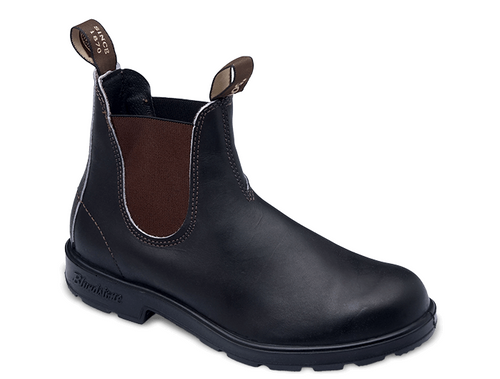 Blundstone #500 Men's Original Slip On Stout Brown