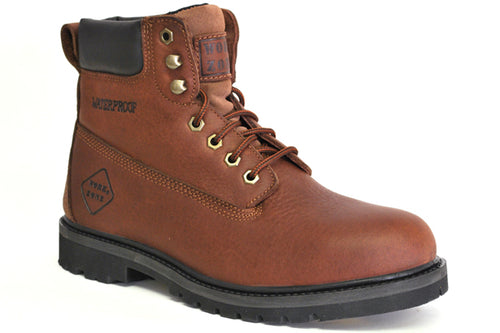 Workzone N654BRN Mens Waterproof 6