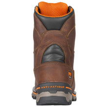 "Load image into Gallery viewer, TIMBERLAND #TB089628214 MENS BOONDOCK 8"" COMPOSITE TOE WATERPROOF BROWN"