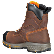 "Load image into Gallery viewer, TIMBERLAND #TB0A1RW4214 MENS HELIX HD COMP TOE 8"" BROWN"