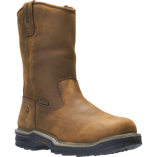 Wolverine W02165 Men's Marauder Insulated Steel-Toe Wellington Work Boot