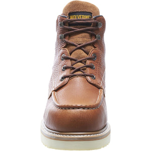 Wolverine W08289 Men's Moctoe Steel Toe EH Brown