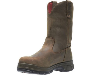 "WOLVERINE #W10319 MENS CABOR 10"" COMPOSITE TOE WORK BOOT"