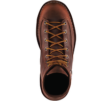 "Load image into Gallery viewer, Danner #15552 Men's Bull Run 6"" Plain Toe Brown Cristy"