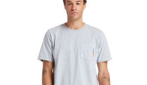 Timberland TB0A1HNSC81 Mens Base Plate T-Shirt