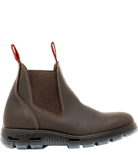 Load image into Gallery viewer, Redback Men's Great Barrier Unpu Puma Brown Aquapel Work Boot