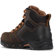 "Load image into Gallery viewer, DANNER #13858 MENS VICIOUS 4.5"" SOFT TOE BOOT ORANGE/BROWN"