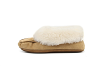 Load image into Gallery viewer, Superlamb Women's Sheepskin Moccassin Slipper