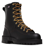 Load image into Gallery viewer, DANNER #14100 MENS RAINFOREST SOFT TOE BOOT BLACK