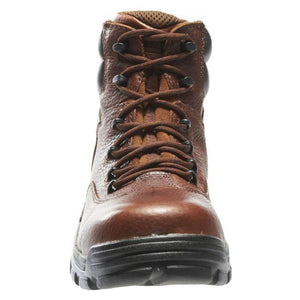 "WOLVERINE #W02292 MENS GUARDIAN 6"" SAFETY TOE WORK BOOT"