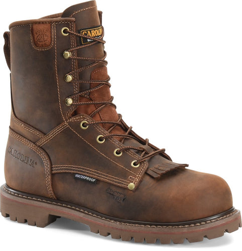 "Carolina Men's CA8528  Men's 8"" Composite Broad Toe Work Boot"