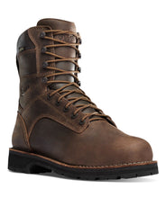 Load image into Gallery viewer, DANNER #16287 MENS WORKMAN 8 ALLOY SAFETY TOE BROWN