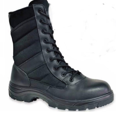 MEN'S MILITARY OR UNIFORM BOOTS