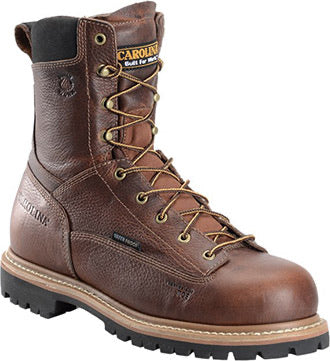 Carolina CA5529 Men's 8 inch Lace to Toe Comp Toe Work Boot