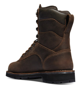 "Danner #16285 Men's Footwearman 8"" Brown"