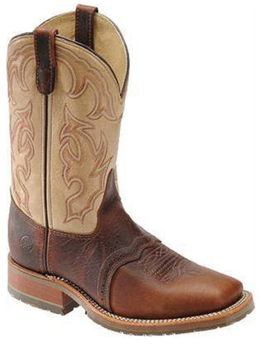 DOUBLE H # DH4305 | MENS WESTERN BOOTS DH4305 BROWN