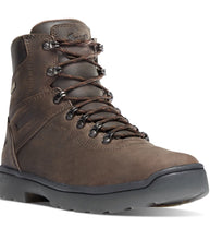 Load image into Gallery viewer, DANNER #14731 MENS 6 IRONSOFT SOFT TOE BOOT BROWN