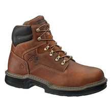 "Load image into Gallery viewer, WOLVERINE #W02421 MENS RAIDER 6"" SOFT TOE WORK BOOT"