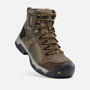 "Keep #1016962D Men""¢s Davenport Mid Alloy Toe Work Boot"