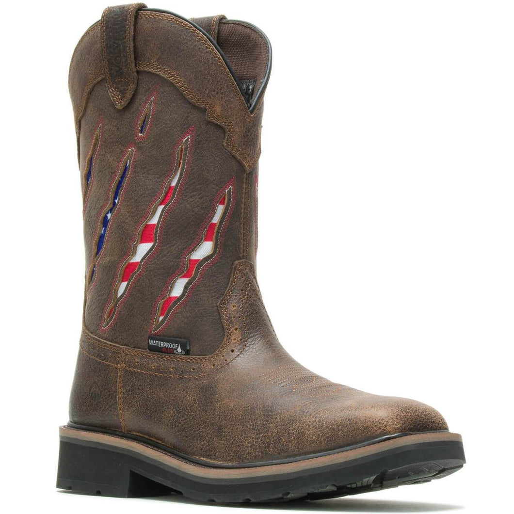 Wolverine W200138 Mens Rancher Claw 10