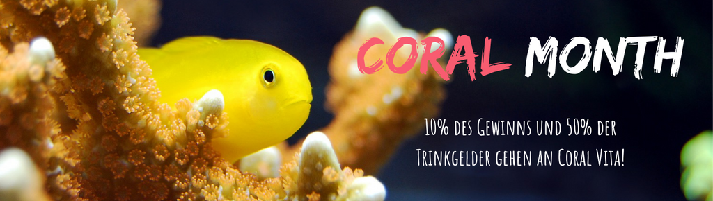 Yuki cares Coral Month