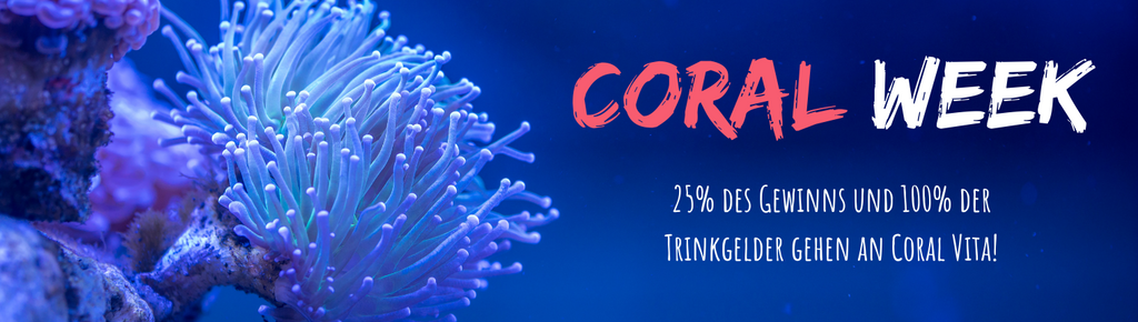 Yuki cares CORAL WEEK