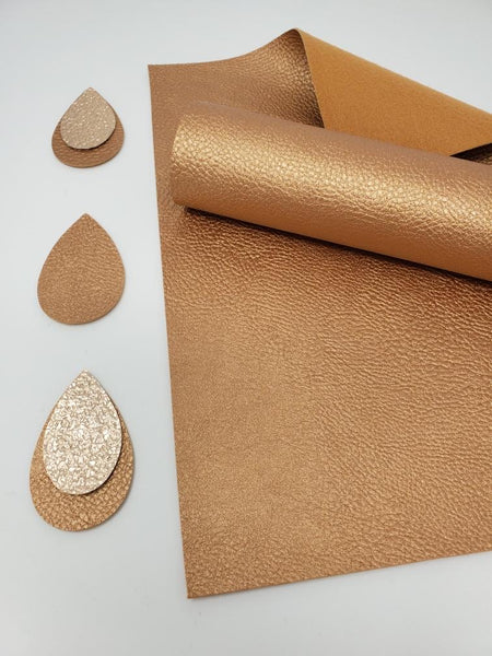 #2 Metallic faux leather sheets H2068