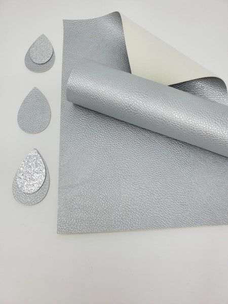 #4. Metallic faux leather sheets. H2068