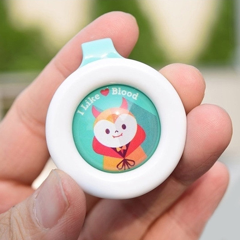 Summer Repellent Buttons Mosquito Snap Repellent Clips Baby Mosquito Repellent Products