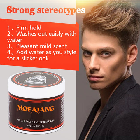 Pomade Styling Wax