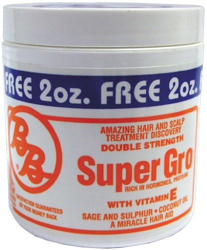 Bronner Brothers Super Gro - PRO SALON