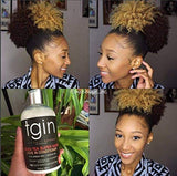 tgin Green Tea Super Moist Leave-in Conditioner For Natural Hair - Dry Hair - Curly Hair 13 Oz