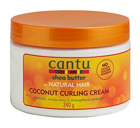 Cantu Coconut Curling Cream - PRO SALON
