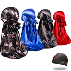 Silky Durags for Men 360 Waves