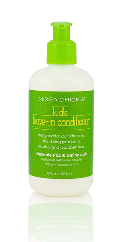 Mixed Chicks Kids Leave-in Conditioner - Eliminate Frizz & Define Curls, 33 fl.oz.