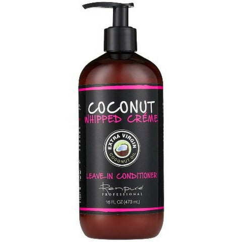 Renpure Coconut Whipped Creme Leave-In Conditioner, 16 oz