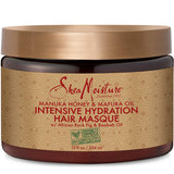 Sheamoisture Manuka Honey &Mafura Oil Intensive Hydration Treatment Masque, 12 Oz