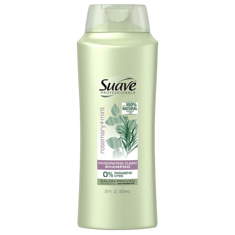 Suave Professionals Shampoo, Rosemary Mint 28 oz